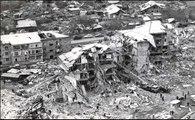 Tremblement de Terre en Arménie. de 1989