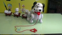 Great Dane Dog & Puppies Playing Toys for Kids Children from My Superhero Rhymes