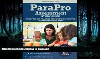 GET PDF  Parapro Assessment Study Guide: Test Prep and Practice Test Questions for the