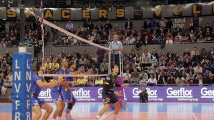 Spacer's Toulouse Volley vs Nice Volley-Ball 10/11/2016 - le résumé en images