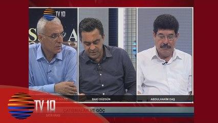 SATIR ARASI - VELİ HAYDAR GÜLEÇ & BAKİ DÜZGÜN & ABDULHAKİM DAŞ - 08.07.2016