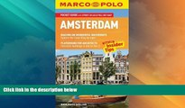Big Deals  Amsterdam Marco Polo Guide (Marco Polo Guides)  Best Seller Books Most Wanted