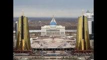 NWO - Astana nouvelle capitale satanique du Kazakhstan et du Nouvel Ordre Mondial