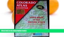Big Sales  Colorado Atlas   Gazetteer  Premium Ebooks Online Ebooks