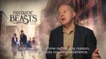DAVID YATES : de Harry Potter aux Animaux Fantastiques, interview