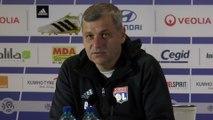 """OL - Bruno Génésio: """"Je regarde les matchs des bleus comme un entraîneur"""""""