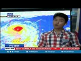 Cagayan at Isabela, itinaas na sa Tropical Cyclone Signal number 5