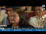 Malacañang, nagsagawa ng mass oath-taking ng mga bagong talagang opisyal ng pamahalaan