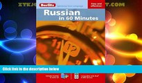 Big Deals  Russian in 60 Minutes (Berlitz in 60 Minutes)  Best Seller Books Most Wanted