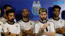 Messi, Argentina Boycott Media
