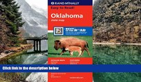 Big Sales  Rand McNally Folded Map: Oklahoma (Rand McNally State Maps)  Premium Ebooks Online Ebooks