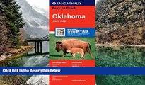 Big Sales  Rand McNally Folded Map: Oklahoma (Rand McNally State Maps)  Premium Ebooks Online Ebooks