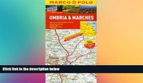 Big Deals  Umbria And The Marches Marco Polo Map (Marco Polo Maps)  Free Full Read Most Wanted