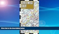 Buy NOW  Streetwise Italy Map - Laminated Country Road Map of Italy - Folding pocket size travel