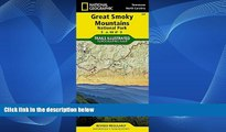 Deals in Books  Great Smoky Mountains National Park (National Geographic Trails Illustrated Map)