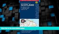Big Deals  AA Road Map Britain: Scotland (Aa Road Map Britain Series)  Best Seller Books Best Seller