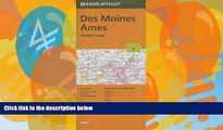 Buy NOW  Rand McNally Folded Map: Des Moines and Ames Street Map (Rand Mcmally)  Premium Ebooks