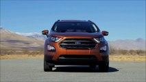 2017 Ford EcoSport - iç dış tasarım tanıtım videosu ve özellikleri