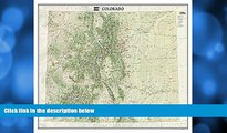 Buy NOW  Colorado [Laminated] (National Geographic Reference Map)  Premium Ebooks Best Seller in