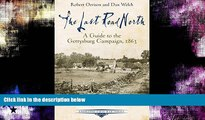Big Sales  The Last Road North: A Guide to the Gettysburg Campaign, 1863 (Emerging Civil War