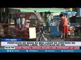 Presyuhan ng bigas sa mga lugar na apektado ng bagyong #LawinPH, tinutukan ng NFA