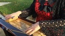 Joëlle pousse la chansonnette avec son orgue