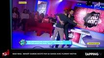 Mad Mag : Benoît Dubois excité par sa danse avec Florent Mothe, gêne sur le plateau (Vidéo)
