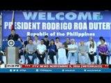 Pangulong Duterte, bagong pag-asa ang hatid sa mga nasalanta ng bagyong #YolandaPH