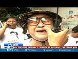SC, pinahintulutan na ang pagpapalibing kay ex-President Marcos sa Libingan ng mga Bayani