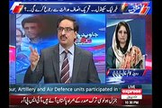 Dosti tou ap ki bhi Nawaz Sharif sy hai - Nihal Hashmi - tou app muj sy bhi aik letter le lain Javed Chaudhry replied