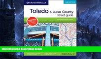 Buy NOW  Toledo   Lucas County 3rd Ed (Rand McNally Toledo/Bowling Green/Lucas County Street