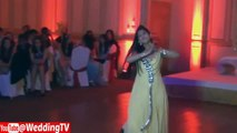 India Grils Wedding Dance Performance Mehdi Night on (Chamak Challo Chan)
