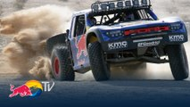 Menzies Chase Truck | Driving Dirty: The Road to the Baja 1000