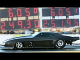 DRAG WEEK Record! Lutz Goes 6.05 BACK to BACK!