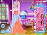 Принцесса Эльза в Салоне Красоты / Princess Elsa in the beauty salon