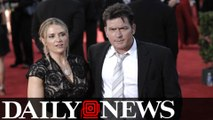 Police Have Found For Charlie Sheen's Ex-Wife Brooke Mueller And The Kids Safe_
