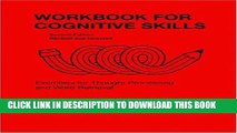 Best Seller Workbook for Cognitive Skills: Exercises for Thought-processing and Word Retrieval,
