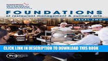 Ebook Foundations of Restaurant Management   Culinary Arts: Level 2 Free Read
