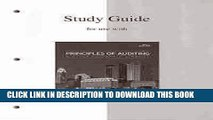 Best Seller Study Guide to accompany Principles of Auditing and Other Assurance Services Free Read