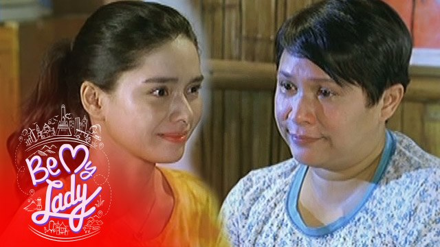 Be My Lady: Marcy gets emotional