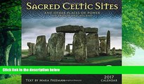 Best Buy Deals  Sacred Celtic Sites 2017 Wall Calendar: And Other Places of Power in Britain and