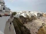 Albufeira plage - Algarve - Portugal
