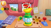 Little Pandas Candy Shop | Candy Store Games - Candy Shop Game | Cute Panda Games by BabyBus
