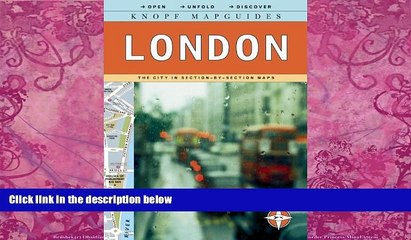 Best Buy Deals  Knopf MapGuides: London: The City in Section-by-Section Maps  BOOK ONLINE