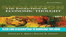 Best Seller The Evolution of Economic Thought (with InfoTrac 1-Semester, Economic Applications