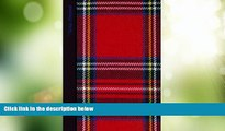 Deals in Books  Tartan Notebook: Scotland / Scottish / Plaid / Gifts / Presents [ Small Ruled