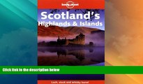 Deals in Books  Lonely Planet Scotland s Highlands and Islands (Lonely Planet Scotland s