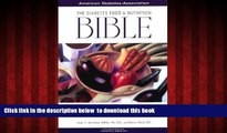 liberty book  The Diabetes Food and Nutrition Bible : A Complete Guide to Planning, Shopping,