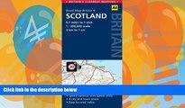 Best Buy Deals  AA Road Map Britain: Scotland (Aa Road Map Britain Series)  [DOWNLOAD] ONLINE