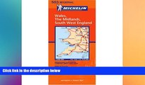 Must Have  Michelin Map No. 503: Wales-West Country-Midlands  BOOOK ONLINE